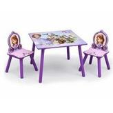 Kindermeubels - Tafel en Stoel Sets
