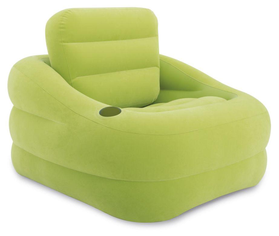 Lounge Stoel Opblaasbaar.Intex 68586 Opblaasbare Lounge Stoel Opblaasbare Stoelen Banken