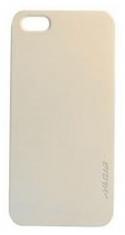Aegis Hard Case Wit Rubber voor Apple iPhone 5