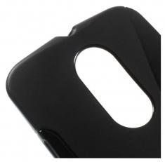 MW TPU Case S-Line Zwart voor Motorola Moto X2