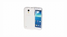 TPU Case Wit voor Samsung i9195 Galaxy S4 mini