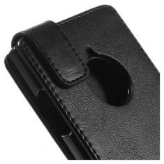 MW Flip Cover Zwart voor Nokia Lumia 830