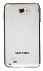 Hard Case Kristal Transparant voor Samsung N7000 Galaxy Note