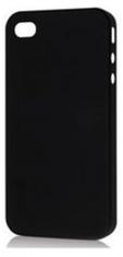 Gear4 Hard Case IC462 ThinIce Liquid Rubber Zwart voor Apple iPhone 4/ 4S