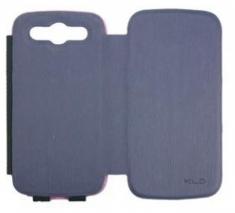 KLD Folio Beschermtasje Charming2 Paars voor Samsung i9300 Galaxy S III