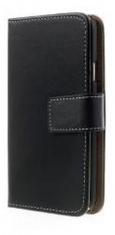 MW Wallet Book Case Zwart voor Samsung Galaxy S5