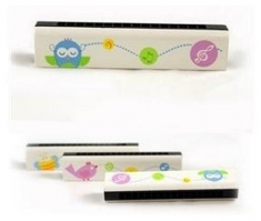 Simply for Kids 22569 Houten Mondharmonica Assorti