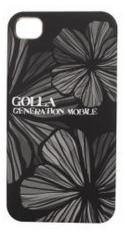Golla 106060 Jill G1346 Hoes Iphone 4/4s Zwart