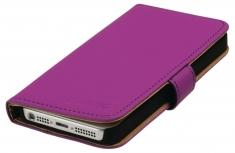 Konig CSWBGALS4MPI Portefeuillehoes Galaxy S4 Mini Roze