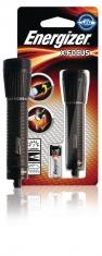 Energizer Enx-focus01 X-focus Metalen Zaklamp 1x A23