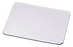 Hama 53231 Mac Muismat Leder Wit