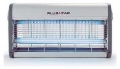 P&L Pluszap  Plus 40 Vliegenvanger RVS 120m2