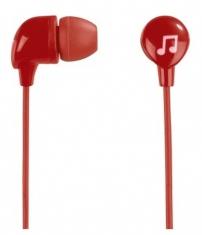 Happy Baby Plugs 92543 HP Headphone Inear 7716 Rood