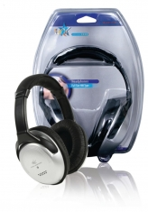 HQ Hp137 hf6 Hifi Hoofdtelefoon met Volumeregeling 6,00 M