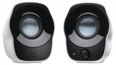 Logitech LGT-Z120 Speakerset 2,0 Bedraad 3,5mm 1,2W Zwart/Wit