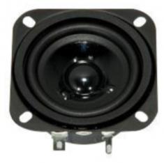 Visaton VS-2205 Full-range Speaker 5,8 Cm (2,3 inch) 8 Ω 10 W