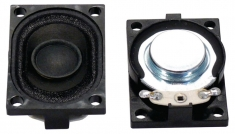 "Visaton VS-2945 Small Loudspeaker 2,8 X 4 Cm (1,1"" X 1,6"") 8 Ω 3 W"