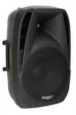 Ibiza BT8A Actieve Speaker met USB/SD Speler + Bluetooth 8