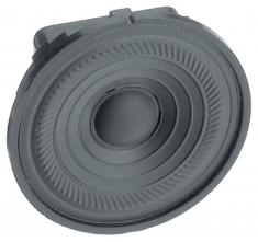 "Visaton Vs-k50 wp Full-range Luidspreker 5 cm (2"") 8 Ohm"
