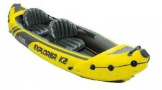 Intex 68307NP Explorer K2 2-Persoons Opblaasbare Kayak