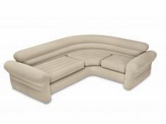 Intex 68575 Corner Sofa Hoekbank 257x203x76cm