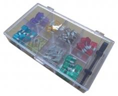 Fixapart AMF ASS80 MINI Assortiment Mini Autozekeringen 80 Stuks