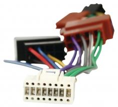 HQ  ISO-ALPINE16P Iso Kabel voor Alpine Auto Audioapparatuur