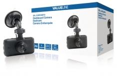 Valueline SVL-CARCAM10 Dashcam met Zuignap Zwart