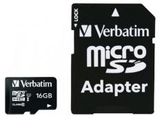 Verbatim VB-44082 Microsdhc Geheugenkaart Klasse 10 16 Gb