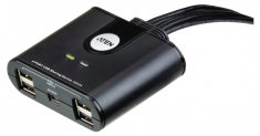 Aten AT-US424 4-poorts Usb 2,0-switch Voor Randapparatuur