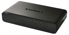 Edimax ES-3308P Netwerk Schakelaar 10/100 Mbit 8 Poorten