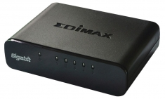 Edimax ES-5500G V3 Netwerk Schakelaar Gigabit 5 Poorten