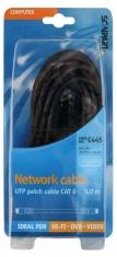 Scanpart C445 Netwerkkabel Cat5e (utp) 5,0m