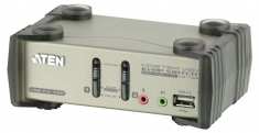 Aten CS1732B-AT-G Aten 2 port Usb/ps/2/vga Kvm Switch With Audio