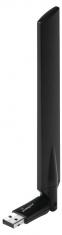 Edimax EW-7811UAC Draadloze Usb-adapter Ac600 2,4/5 Ghz (dual Band) Zwart