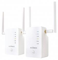 Edimax RE11 Draadloze Home Wi-Fi Roaming Kit N900 2,4/5 Ghz (dual Band) Wit