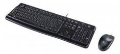 Logitech LGT-MK120-US Toetsenbord & Muis