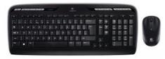 Logitech LGT-MK330-US Wireless Toetsenbord en Muis