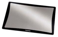 Hama 00054749 Optical-Mouse Pad, Black