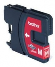 Brother LC-980M Inktcartridge Magenta