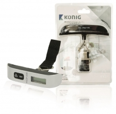 Konig HC-LS10N Digitale Bagageweegschaal