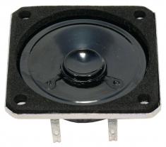 """Visaton VS-2897 Miniature Speaker 5 Cm (2"""") 8 Ω 3 W"""