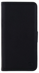 Mobilize MOB-22652 Smartphone Gelly Wallet Book Case Samsung Galaxy S5 / S5 Plus / S5 Neo Zwart