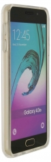 Mobilize MOB-22680 Smartphone Naked Protection Case Samsung Galaxy A3 2016 Transparant