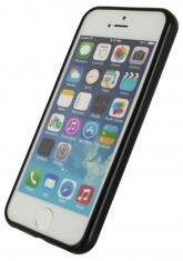 Mobilize MOB-22751 Smartphone Gel-case Apple Iphone 5 / 5s / Se Zwart