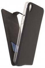 Mobilize MOB-23212 Smartphone Classic Gelly Flip Case Sony Xperia E5 Zwart