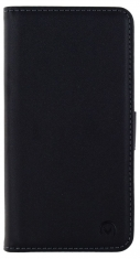 Mobilize MOB-23265 Smartphone Classic Gelly Wallet Book Case Asus Zenfone 3 Max Zwart
