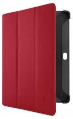 "Belkin ACCBEL00049D Tablet Folio-case Galaxy Tab 2 10,1"" Imitatieleer Rood"