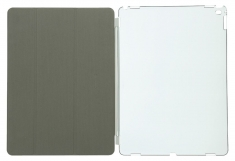 "Sweex SA928 Tablet Folio-case Ipad Pro 12,9"" Imitatieleer Wit"