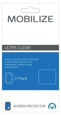Mobilize MOB-41933 Ultra-clear 2 St Screenprotector Samsung Galaxy Grand Prime / Ve